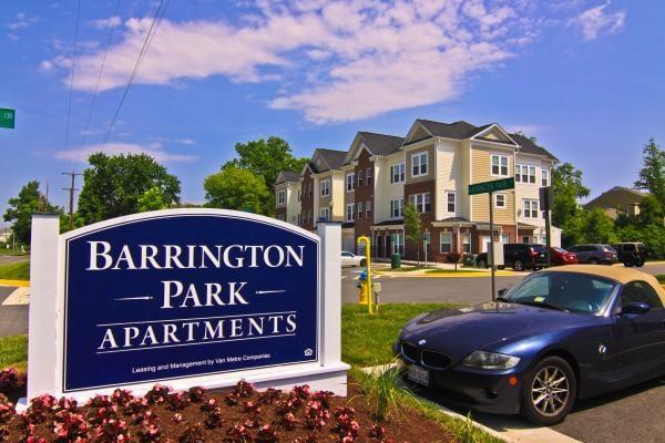 Barrington Park Apartments: 10275 Dorchester, Manassas, VA