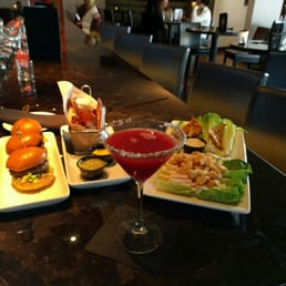 Menu for The Bar at iPic Theaters, Redmond, WA