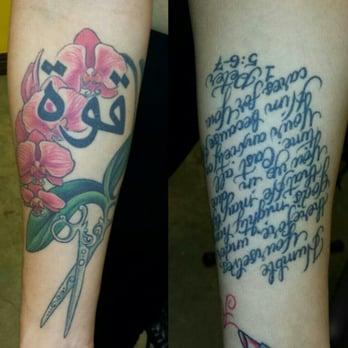 Jocelyn e 39 s reviews irving yelp for Cedar springs tattoo