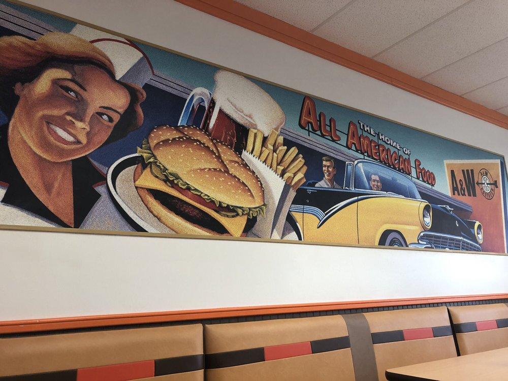 A&W Restaurant: 706 Parsons, Pine Bluffs, WY
