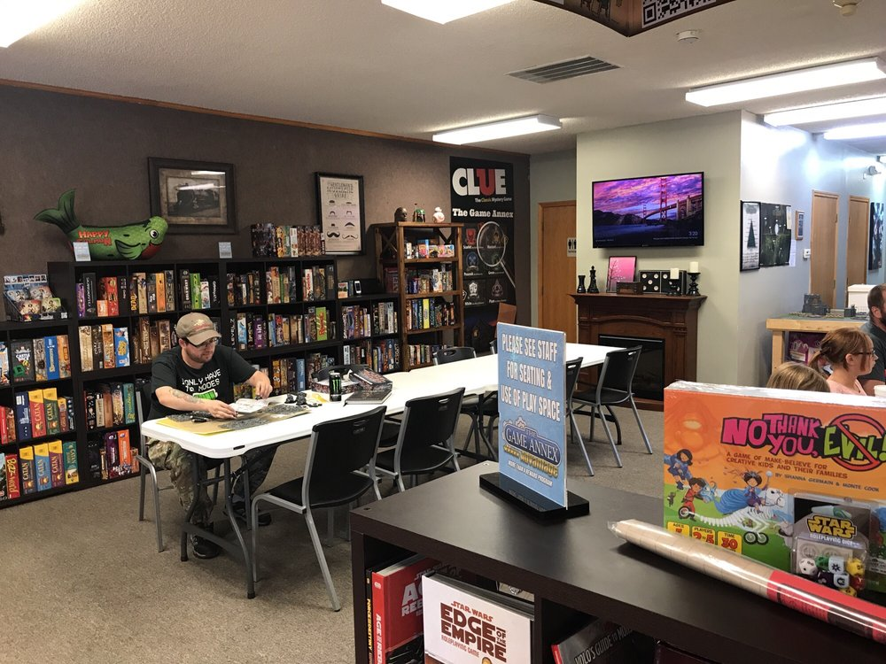 The Game Annex: 6230 Lima Rd, Fort Wayne, IN