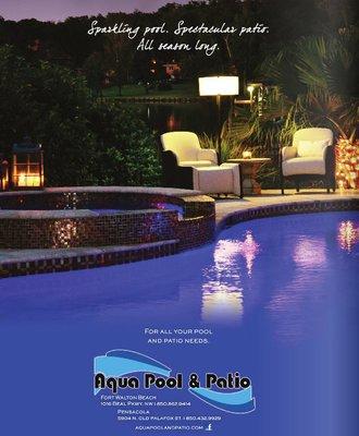 Aqua Pool and Patio 5904 N Old Palafox St Pensacola, FL Swimming ...