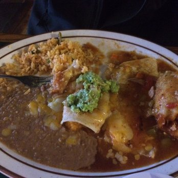 Ridgecrest Mexican Food