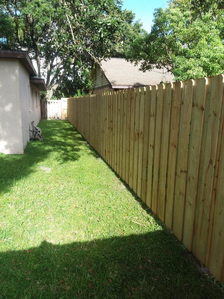 "Andrew Ryan Outdoor Design, ""The Fence Guy"": Largo, FL"