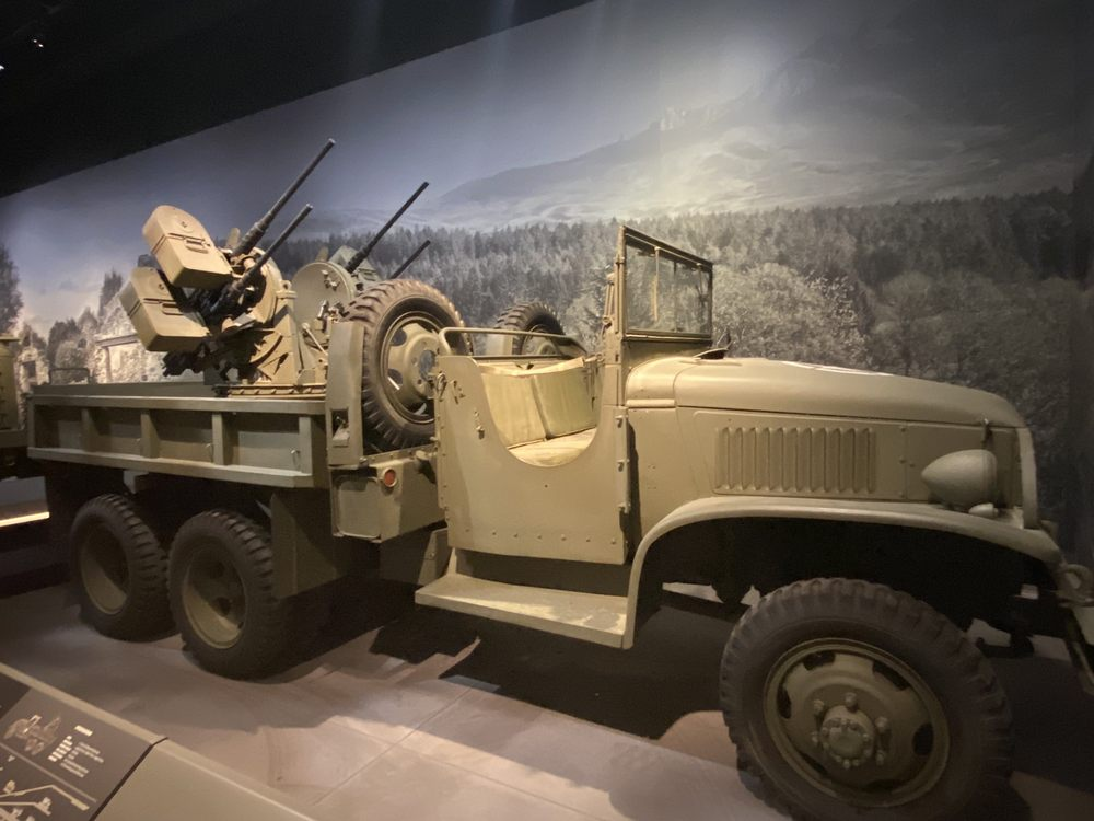 National Museum of Military Vehicles: 6419 US-26, Dubois, WY
