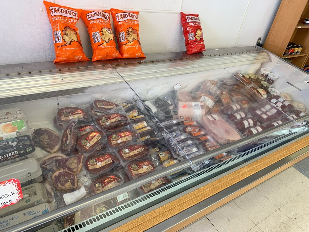 Mike's Quality Meats: 12110 Business Blvd, Eagle River, AK