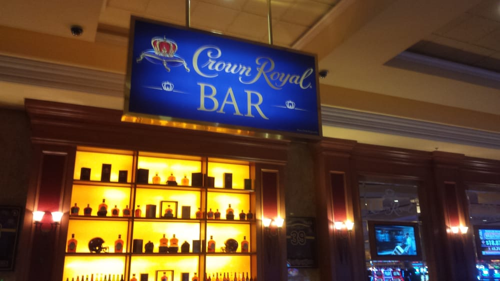 Crown Royal Bar..Nice Drinks. - Yelp