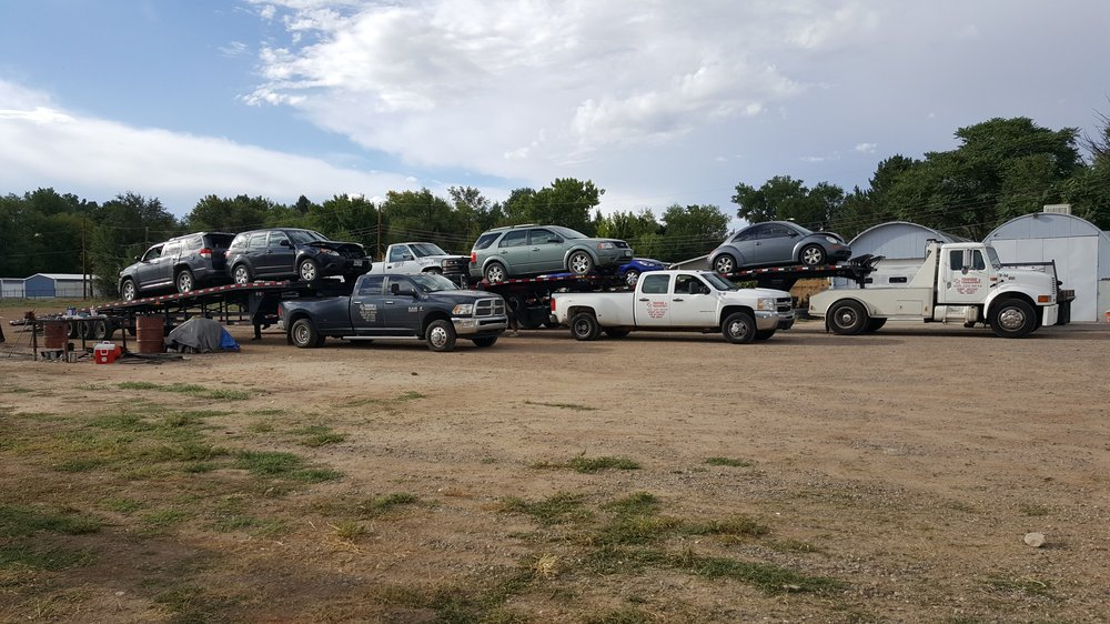 505 Towing & Transport: 201 Frederick St, Aztec, NM