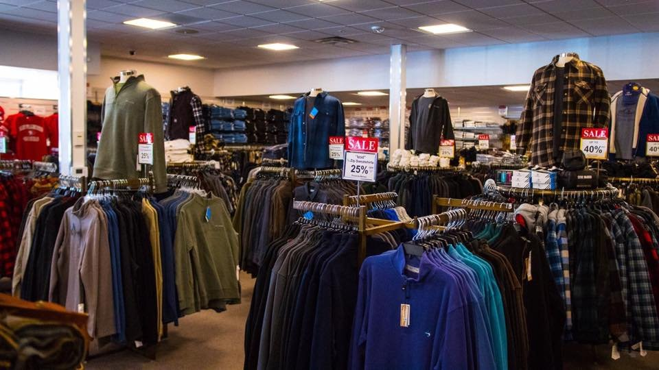 McCaulou's Department Store: 201 W Napa St, Sonoma, CA