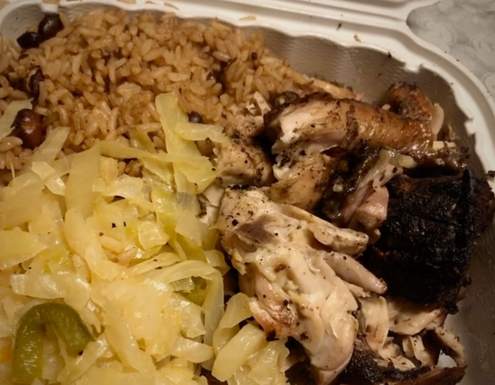 The Jamaican Grill: 23105 Three Notch Rd, California, MD