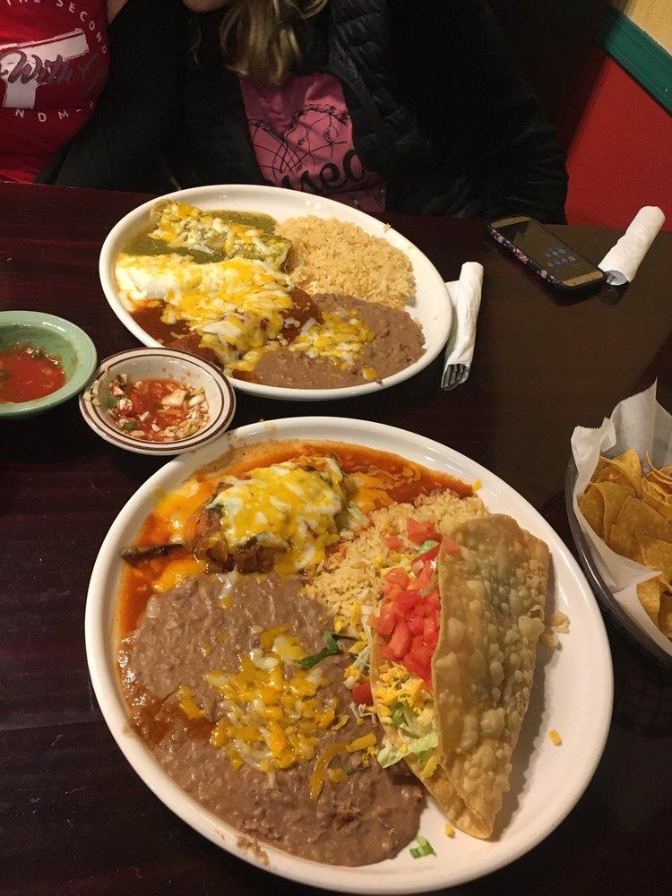 Chiquillas Mexican House: 428 Ash St, Walla Walla, WA