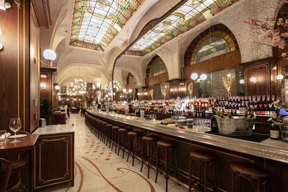 La Grande Boucherie: 145 W 53rd St, New York, NY