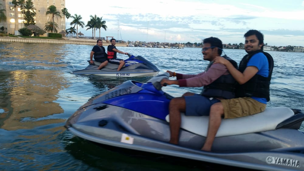 Sunshine Jet Ski Rental: St. Petersburg, FL