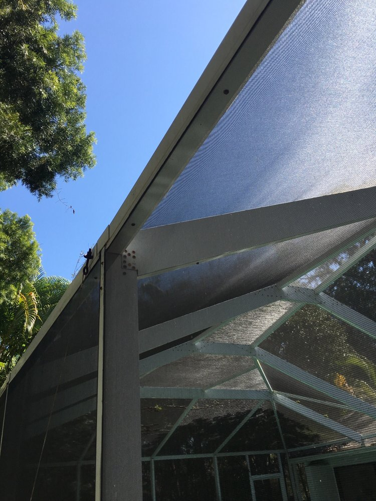 Pool Cage And Screen Repair Specialists Sarasota