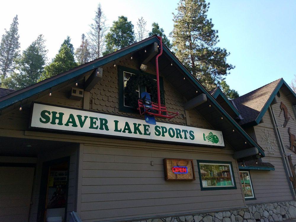 Shaver Lake Sports