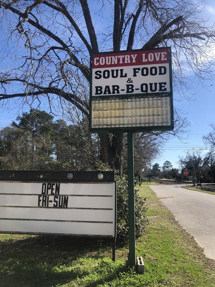 Country Love: 103 S Webb St, Hahira, GA
