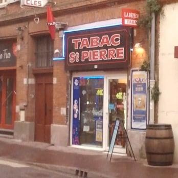 Tabac SaintPierre Bureaux de tabac 5 rue Pargaminires Saint