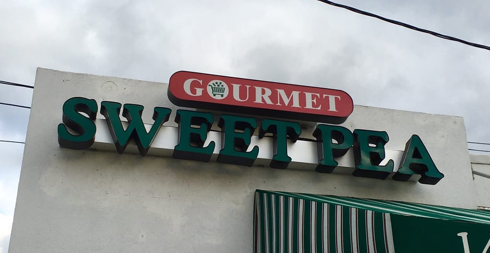 Gourmet Sweet Pea: 1483 Broadway, Hewlett, NY