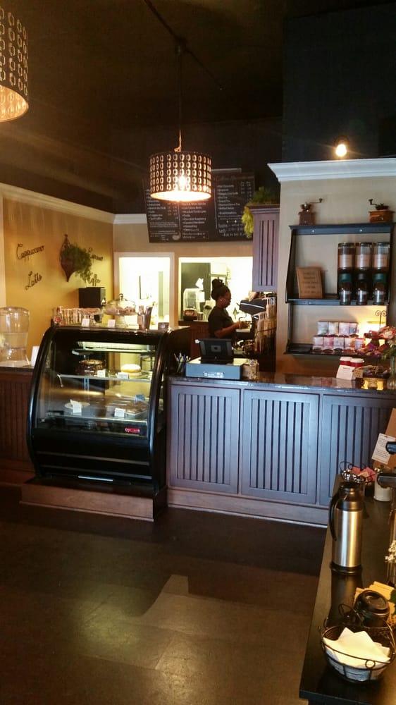 Main Street Coffee: 109 S Main St, Abbeville, SC