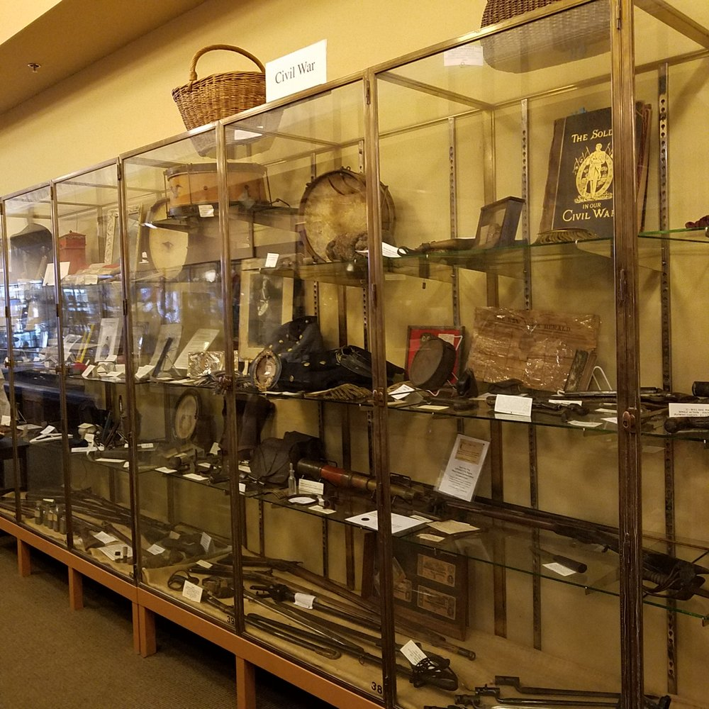 Lawrence County Museum: 929 15th St, Bedford, IN