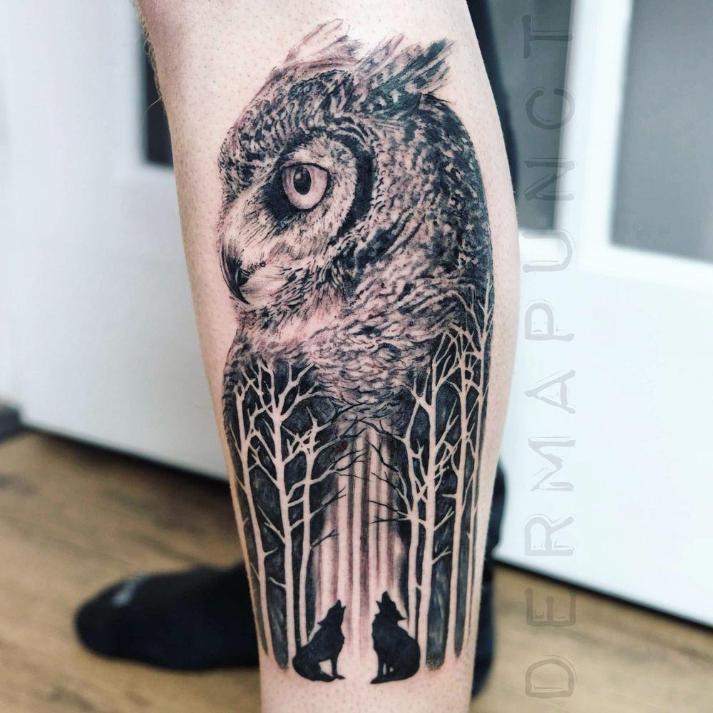 Dermapunct Tattoo: 942 NY-376, Wappinger Falls, NY