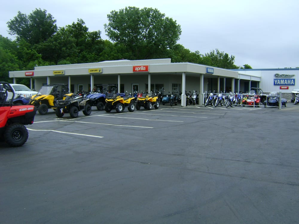 Reno s powersports k c motorcycle dealers 13611 holmes for Reno yamaha kansas city