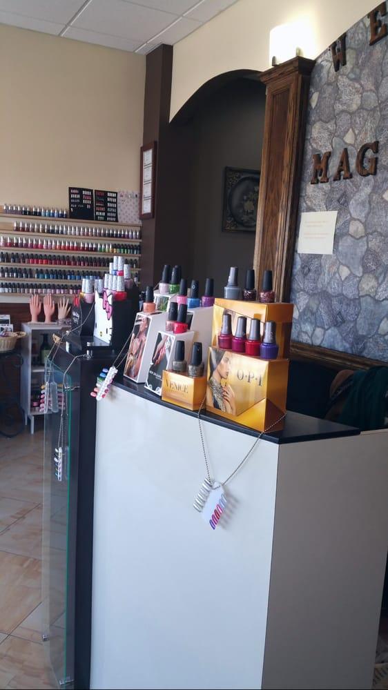 Photos for Magic Nails Salon - Yelp