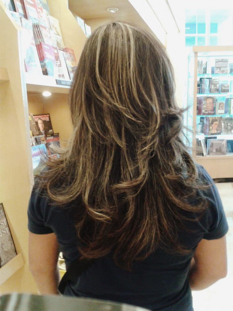 Corte de cabello hair studio