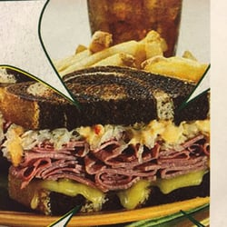 Photo Of Springfield Family Restaurant Mo United States Reuben Sandwich Today