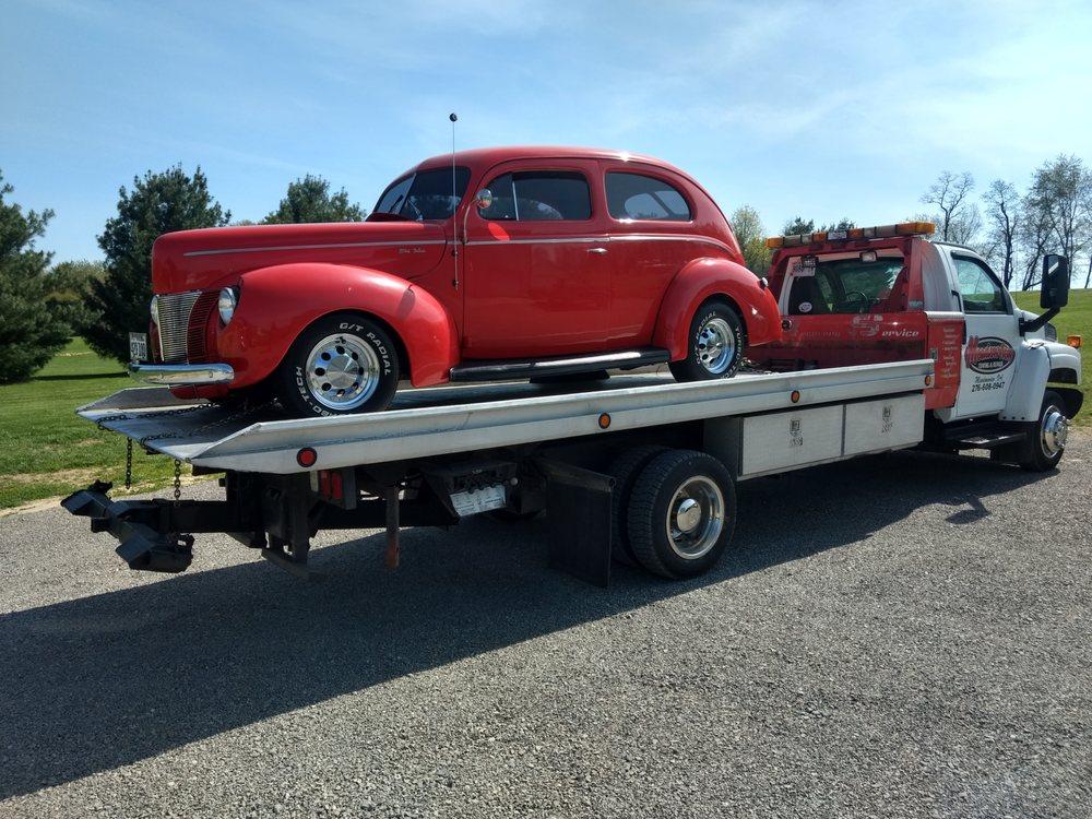 Meadowview Towing & Repair: 14414 Belmont Ln, Meadowview, VA