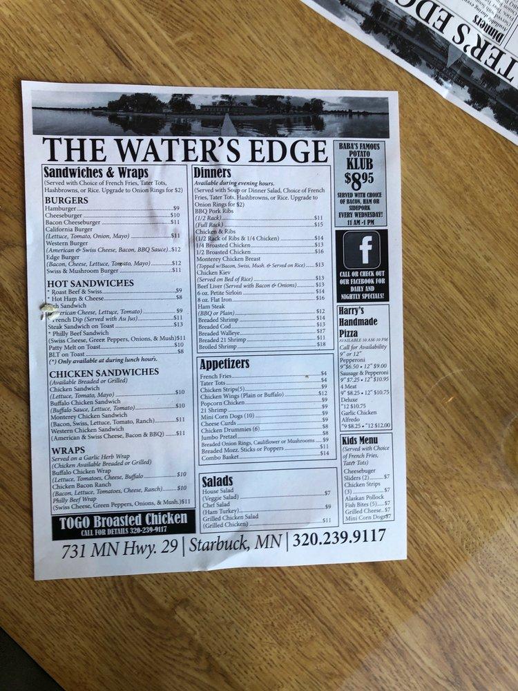 Water's Edge: 731 MN-29, Starbuck, MN