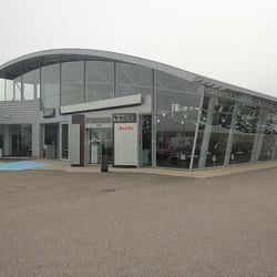 Audi nouvelle generation augny dealerships zone for Garage auto moselle