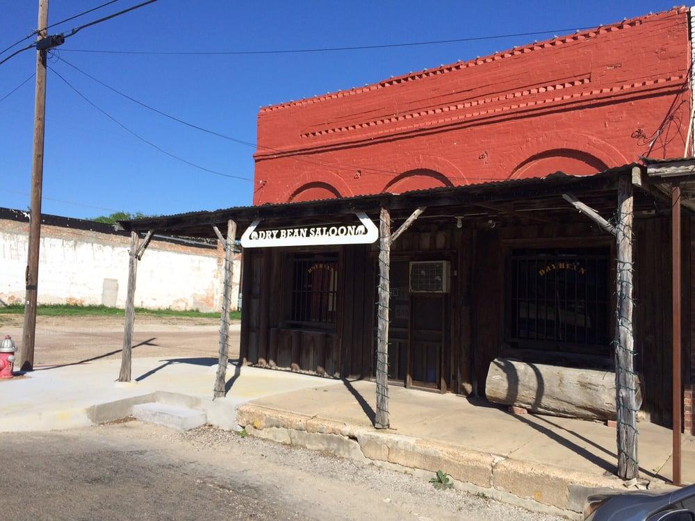 Dry Bean Saloon: 113 East Jack St, Bremond, TX