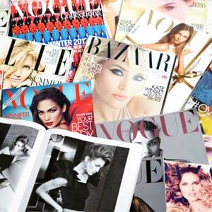 Mulberry Iconic Magazines