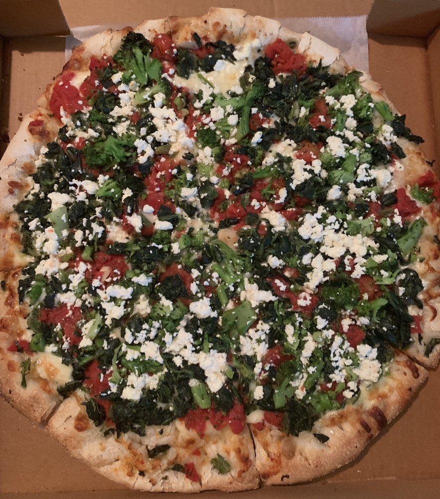 Kingston Pizza: 54 Richmond Townhouse Rd, Richmond, RI