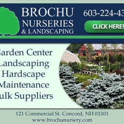 Photo Of Brochu Nursery And Landscaping Concord Nh United States Ad Ed
