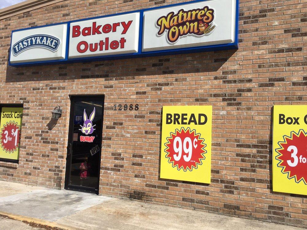 Bunny Bread: 13214 Plank Rd, Baker, LA