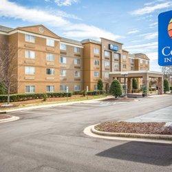 Photo Of Comfort Inn Suites Kannapolis Concord Nc United States
