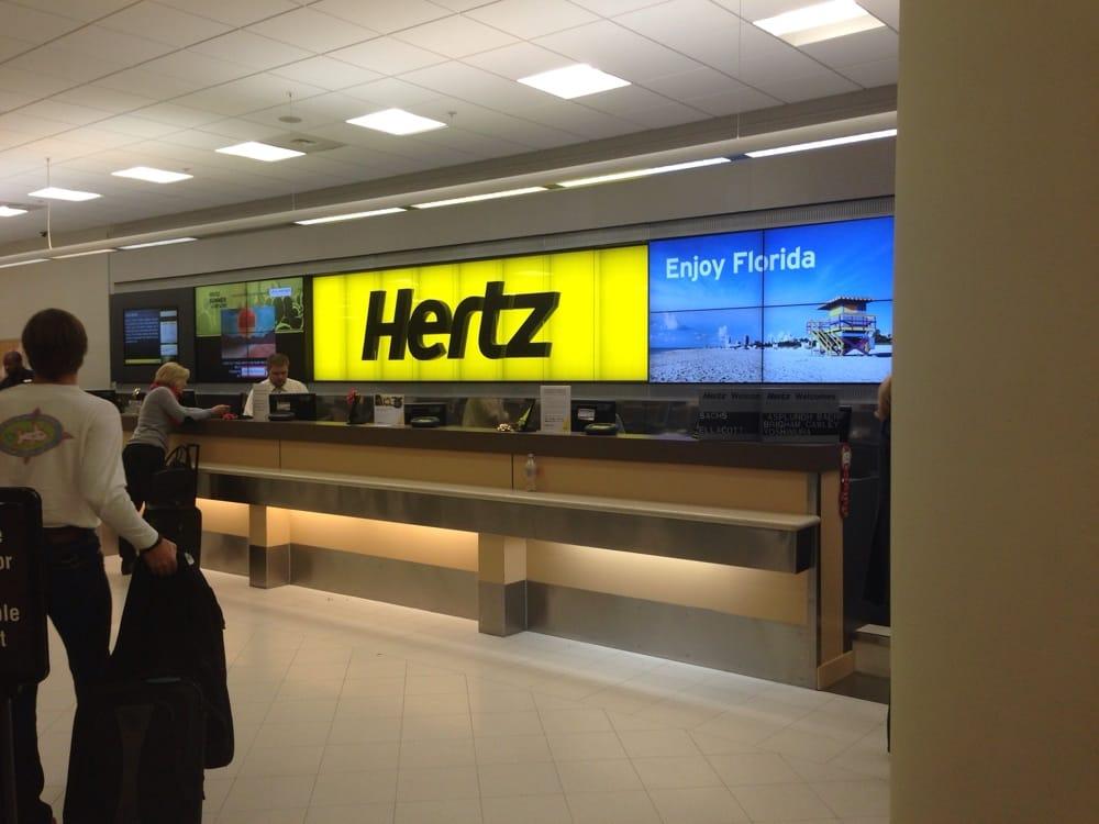 Hertz Rent A Car - 63 Reviews - Car Rental - 10997 ...