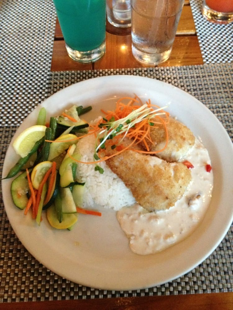 Mahimahi with crab leg sauce yum yelp for Uncle s fish market and grill
