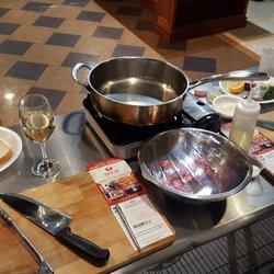 what girls learn cook karin