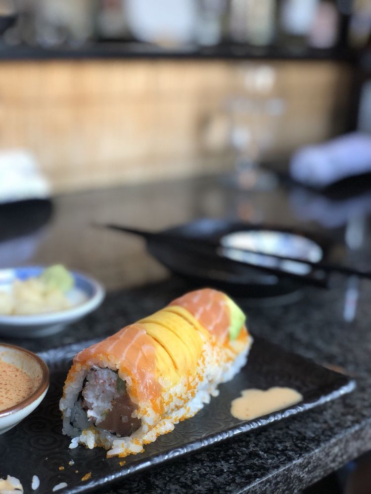 Sushi In The Raw: 315 Spring St, Nevada City, CA