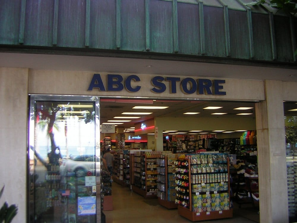 Expired ABC Stores Coupons