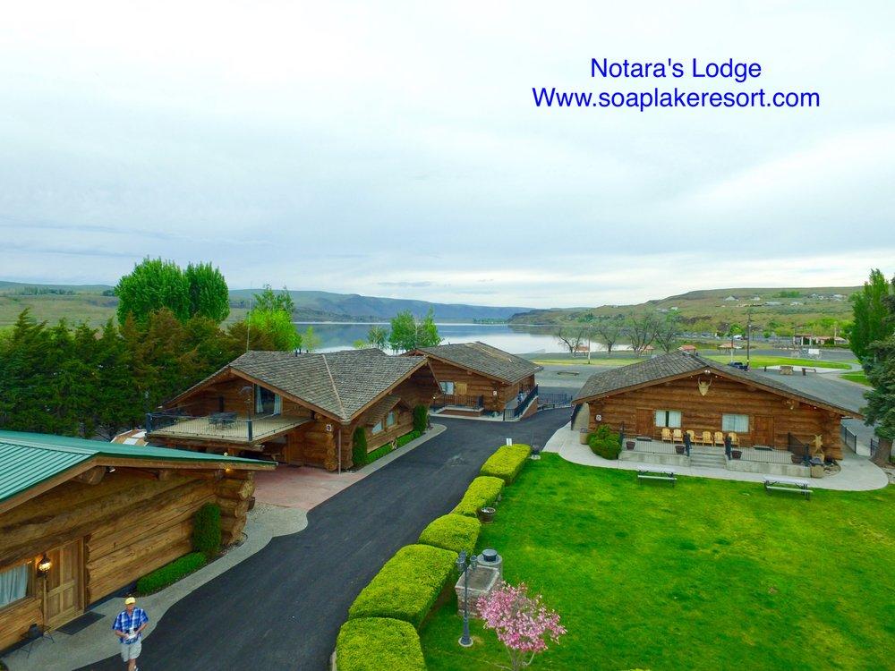 Soap Lake Natural Spa & Resort: 236 Main Ave E, Soap Lake, WA