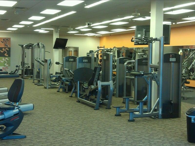 Anytime Fitness: 411 W Agency, Burlington, IA