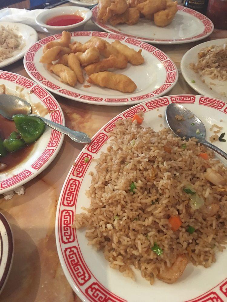 China Cafe: 137 NE Front St, New Boston, TX