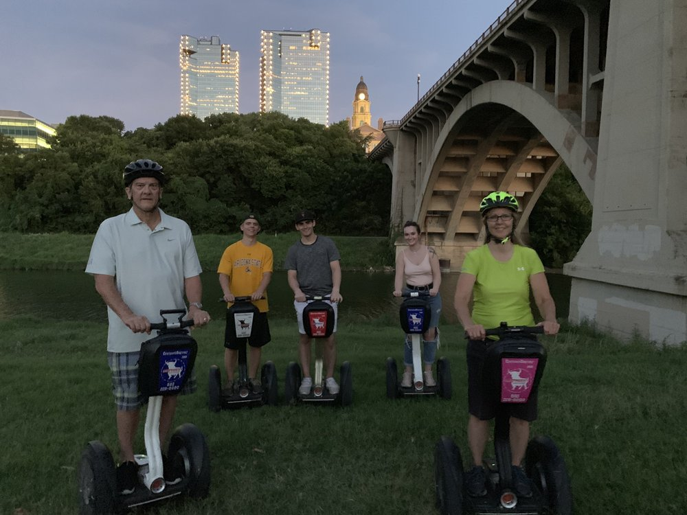 Cowtown Segway Adventures: 213 W 8th St, Fort Worth, TX