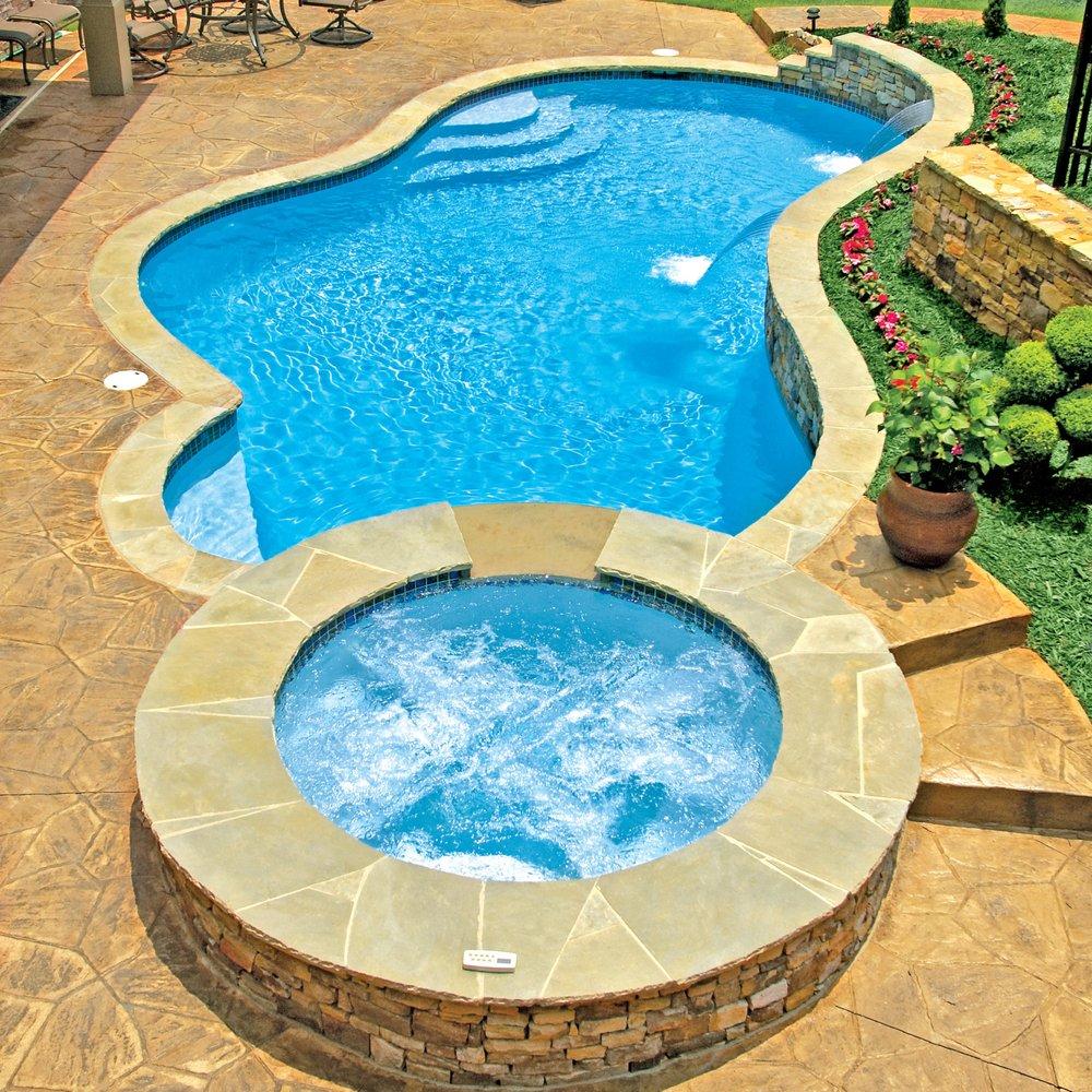 Blue Haven Pools & Spas: 901 Lakeland Pl, Flowood, MS
