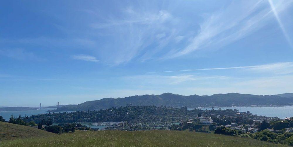 Tiburon Ridge Trail: End Of Lyford Dr, Tiburon, CA