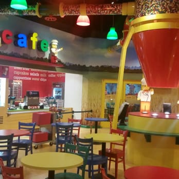 Legoland Grapevine Cafe Menu